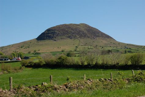 Slemish Mountain, Broughshane, United Kingdom