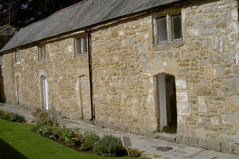 St. Margaret's Chapel & Magdalene Almshouses, Glastonbury, United Kingdom