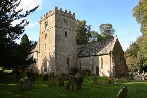 St Nicholas Church, Lower Oddington, United Kingdom