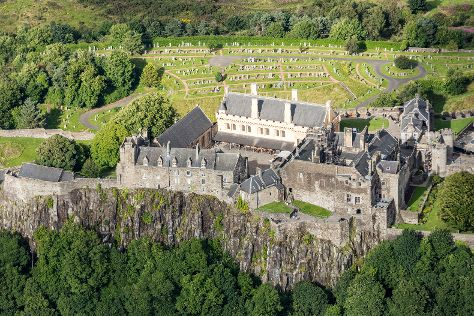 Stirling Castle, Stirling, United Kingdom