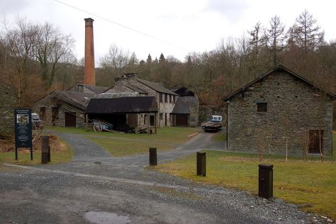 Stott Park Bobbin Mill, Ulverston, United Kingdom