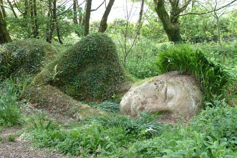 The Lost Gardens of Heligan, Pentewan, United Kingdom