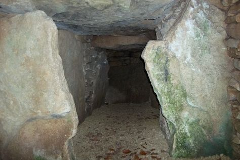 Uley Long Barrow, Dursley, United Kingdom