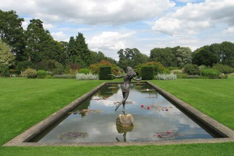 Waterperry Gardens, Wheatley, United Kingdom