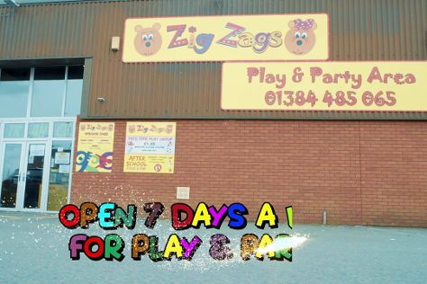 Zig Zags Indoor Play Area, Brierley Hill, United Kingdom