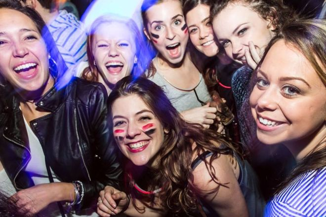 1 Big Night Out Shoreditch Pub Crawl, London, United Kingdom