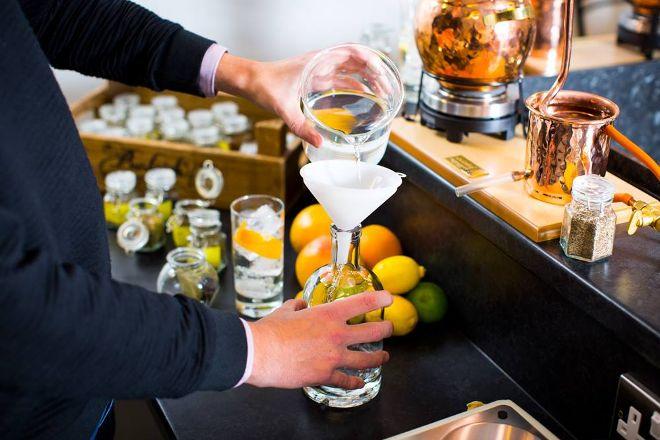45 Gin School - The Distillers Kitchen, Leicester, United Kingdom