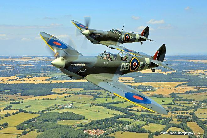 Aero Legends, Headcorn, United Kingdom