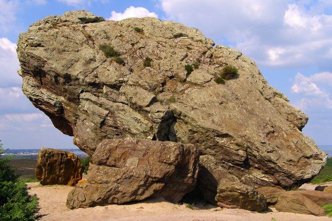 Agglestone Rock, Swanage, United Kingdom