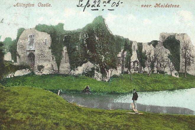 Allington Castle, Maidstone, United Kingdom