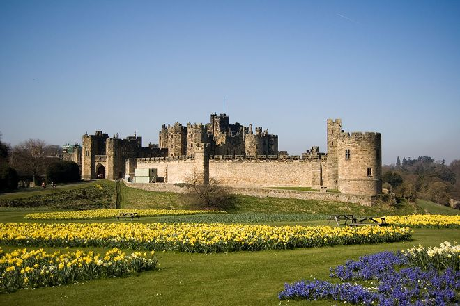 Alnwick Castle, Alnwick, United Kingdom