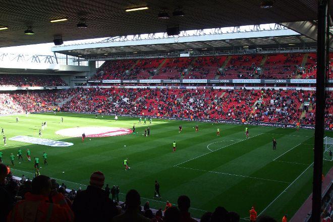 Anfield Stadium, Liverpool, United Kingdom