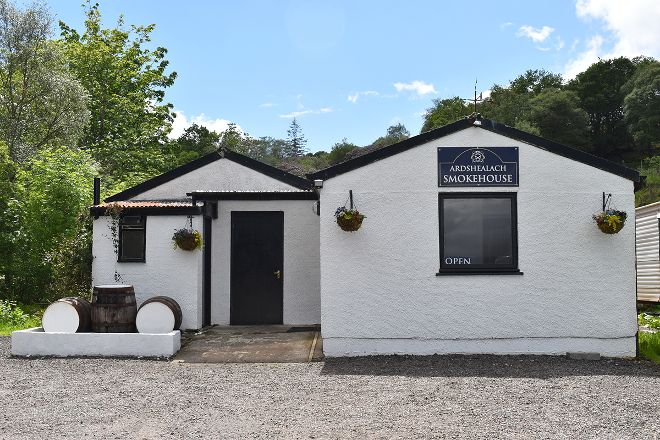 Ardshealach Smokehouse & Fine Foods, Glenuig, United Kingdom