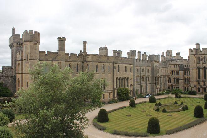 Arundel Castle and Gardens, Arundel, United Kingdom