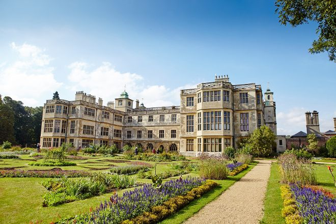 Audley End House and Gardens, Saffron Walden, United Kingdom
