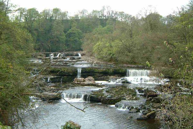 Aysgarth Falls, Aysgarth, United Kingdom