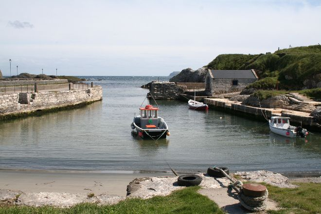 Ballintoy Harbour, Ballintoy, United Kingdom