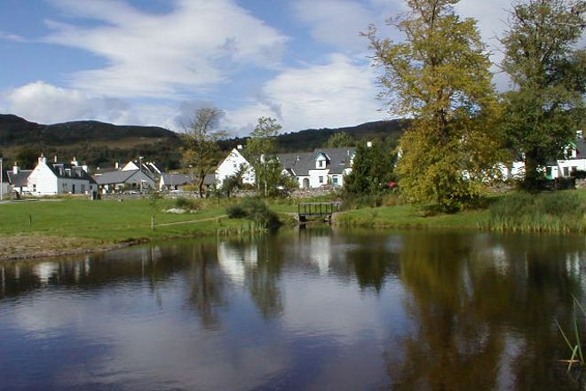 Balmacara Estate and Lochalsh Woodland Walks, Balmacara, United Kingdom