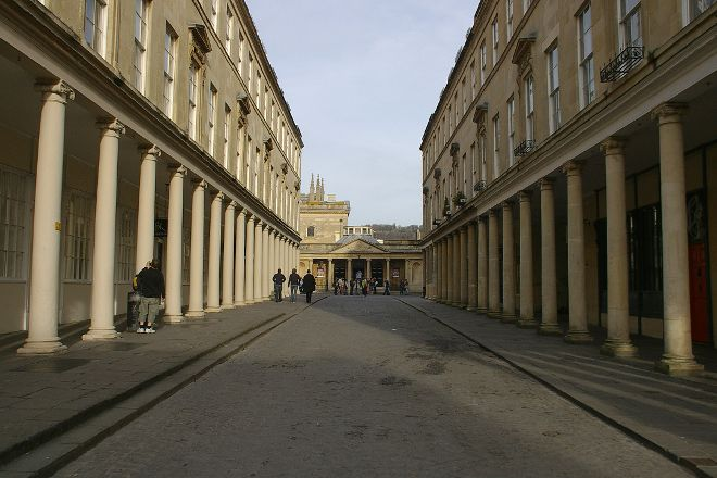 Bath Street, Bath, United Kingdom
