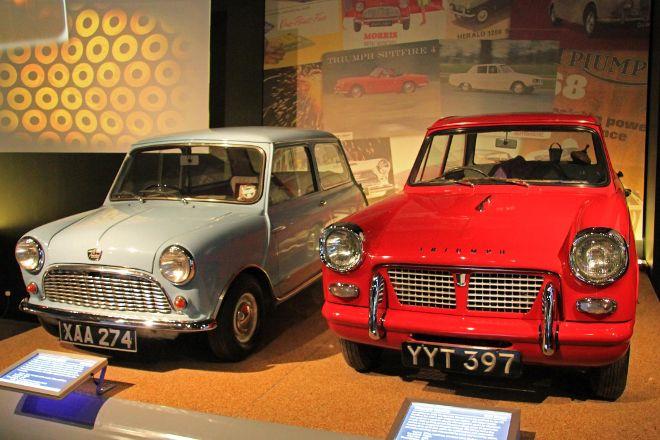Beaulieu National Motor Museum, Beaulieu, United Kingdom