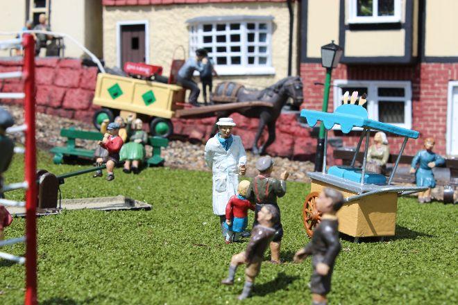 Bekonscot Model Village, Beaconsfield, United Kingdom