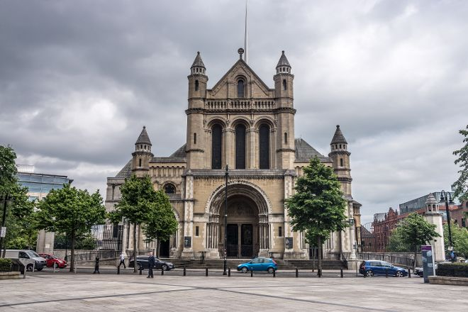 Belfast Cathedral - The Cathedral Church of St. Anne, Belfast, United Kingdom