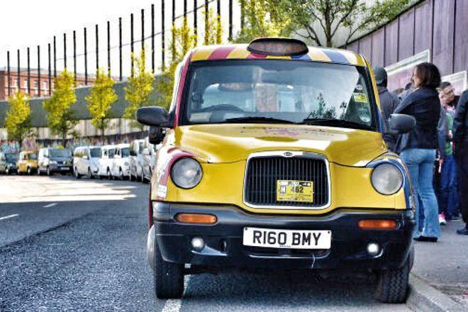Belfast Famous Black Taxi Tours, Belfast, United Kingdom