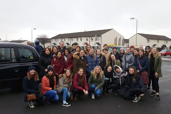 Big E Taxi Tours, Belfast, United Kingdom