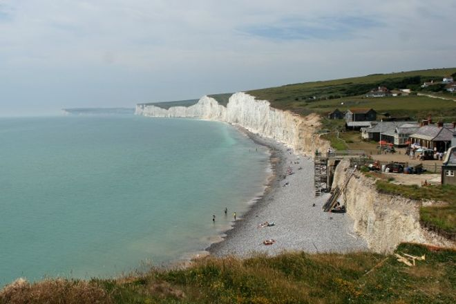 Birling Gap and the Seven Sisters, Eastbourne, United Kingdom