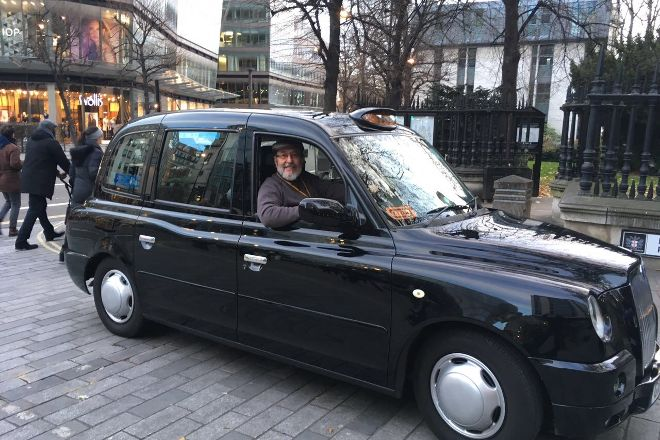 Black Cab Tours Of London, London, United Kingdom