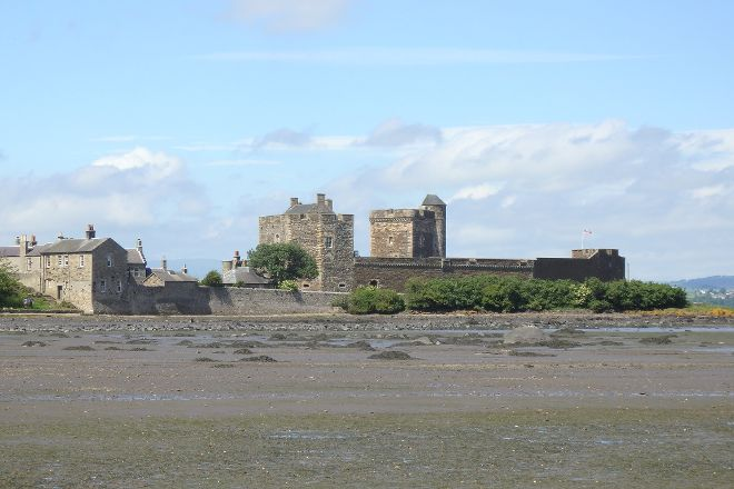Blackness Castle, Linlithgow, United Kingdom