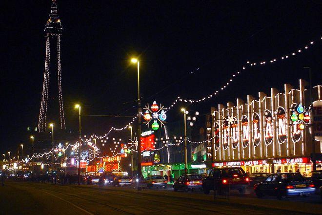 Blackpool Illuminations, Blackpool, United Kingdom