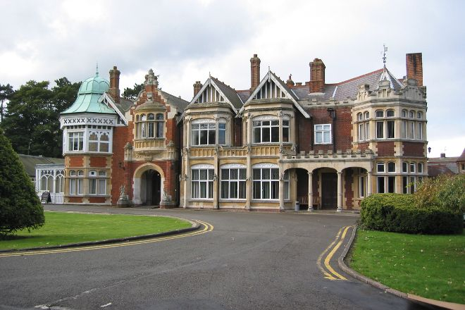 Bletchley Park, Bletchley, United Kingdom