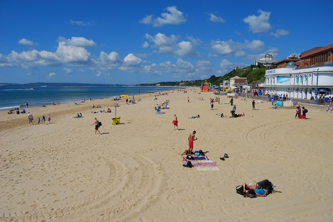 Bournemouth Beach, Bournemouth, United Kingdom
