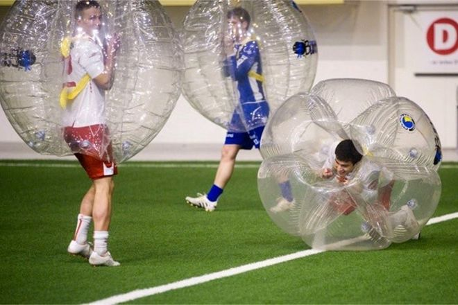 Bubble Soccer Scotland, Glasgow, United Kingdom