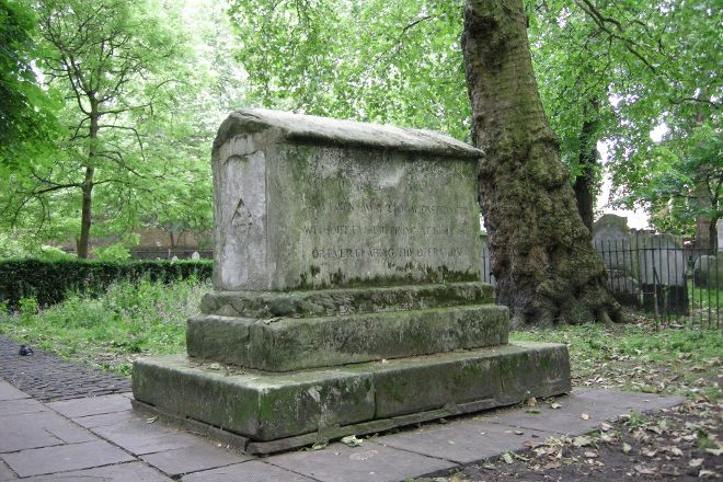 Bunhill Fields, London, United Kingdom