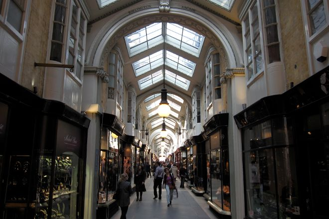 Burlington Arcade, London, United Kingdom