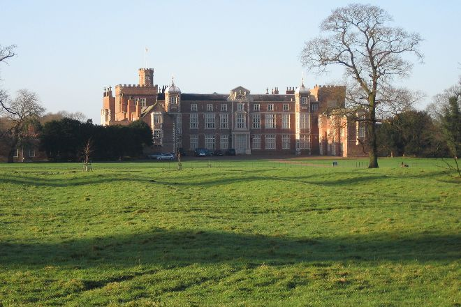 Burton Constable Hall, East Riding of Yorkshire, United Kingdom