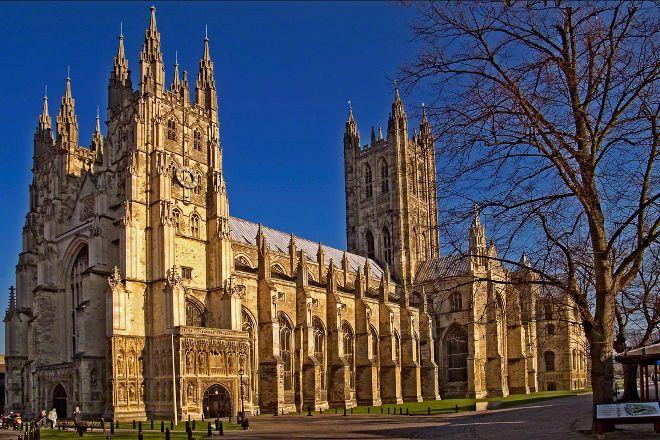 Canterbury Cathedral, Canterbury, United Kingdom
