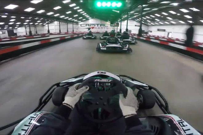 Capital Karts, Barking, United Kingdom