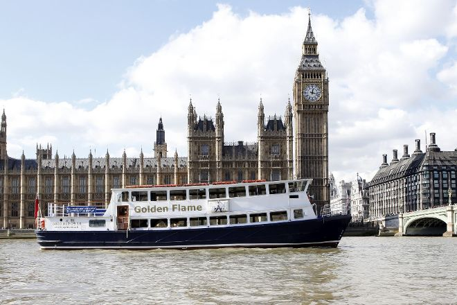 Capital Pleasure Boats, London, United Kingdom