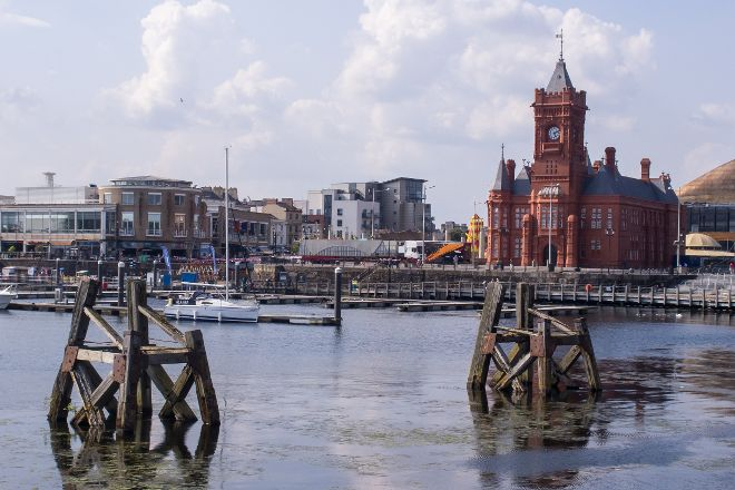 Cardiff Bay Wales, Cardiff, United Kingdom