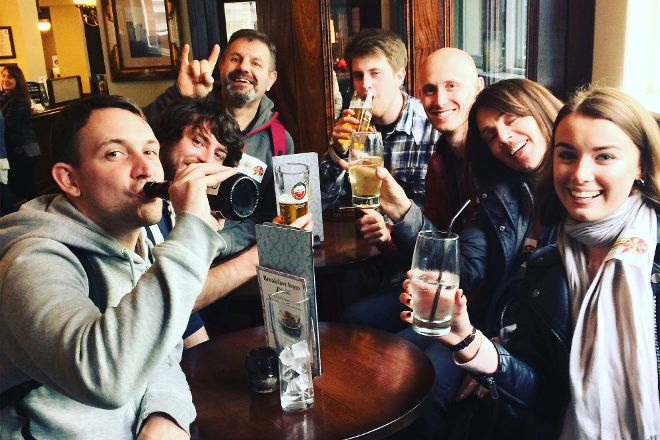 Cardifferent Historic Pub Tour, Cardiff, United Kingdom
