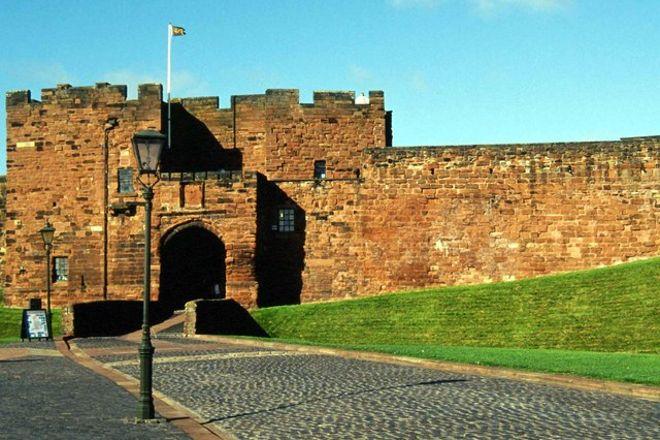Carlisle Castle, Carlisle, United Kingdom