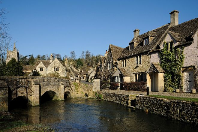 Castle Combe Village, Castle Combe, United Kingdom