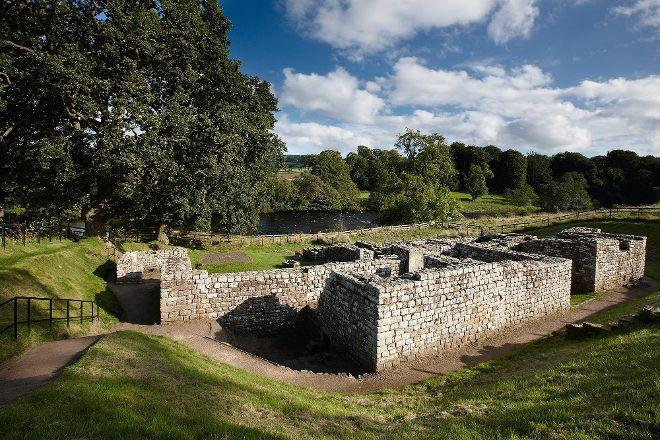Chesters Roman Fort, Hexham, United Kingdom