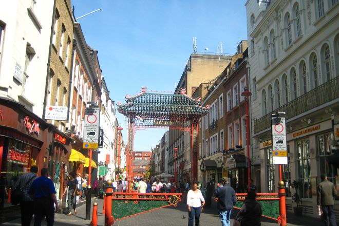 Chinatown, London, United Kingdom