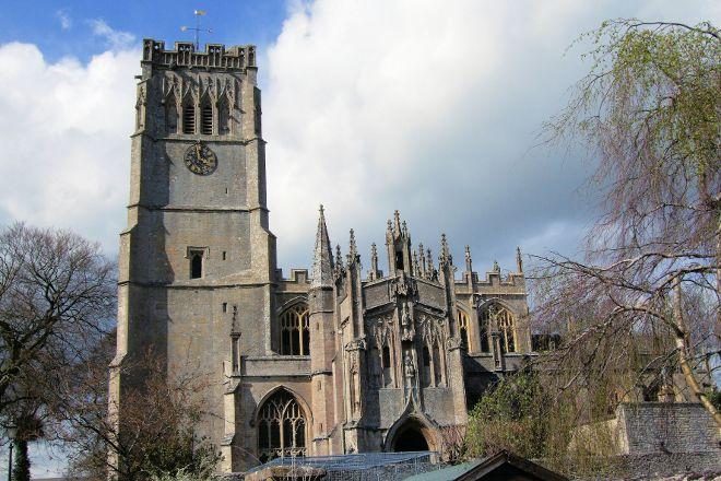 Church of St Peter & St Paul, Northleach, United Kingdom