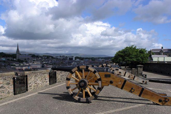 City Walls, Derry, United Kingdom