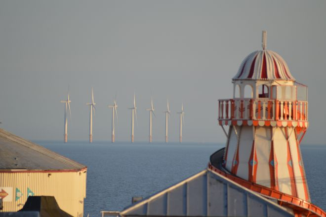 Clacton Pier, Clacton-on-Sea, United Kingdom